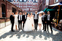 Wedding Party Formals - Wharf St