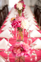 Flowers, Decor and Venue