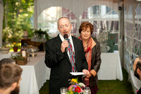 Toasts and Speeches